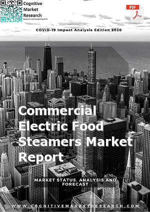 Global Commercial Electric Food Steamers Market Report 2021