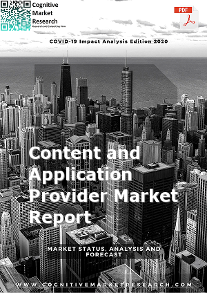Global Content and Application Provider Market Report 2021