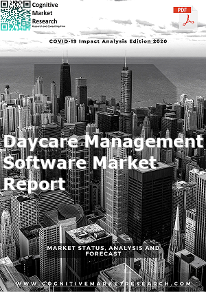 Global Daycare Management Software Market Report 2020