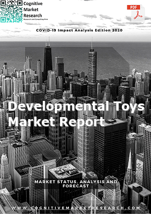 Global Developmental Toys Market Report 2020