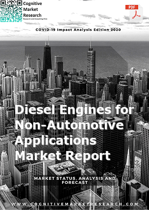 Global Diesel Engines for Non-Automotive Applications Market Report 2021