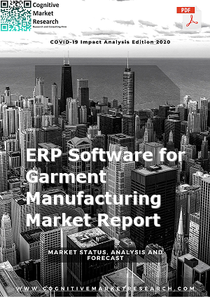 Global ERP Software for Garment Manufacturing Market Report 2021