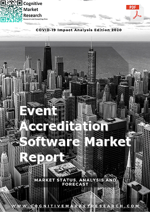 Global Event Accreditation Software Market Report 2021