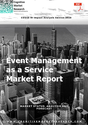 Global Event Management as a Service Market Report 2021