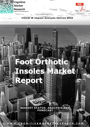 Global Foot Orthotic Insoles Market Report 2021