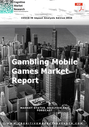 Global Gambling Mobile Games Market Report 2021
