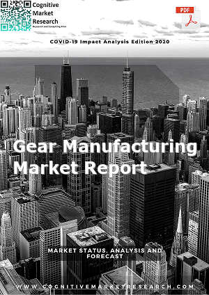 Global Gear Manufacturing Market Report 2021