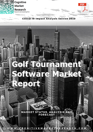 Global Golf Tournament Software Market Report 2021