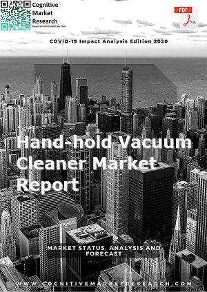 Global Hand-hold Vacuum Cleaner Market Report 2021