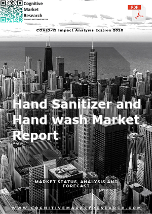 Global Hand Sanitizer and Hand wash Market Report 2021