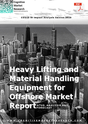Global Heavy Lifting and Material Handling Equipment for Offshore Market Report 2021