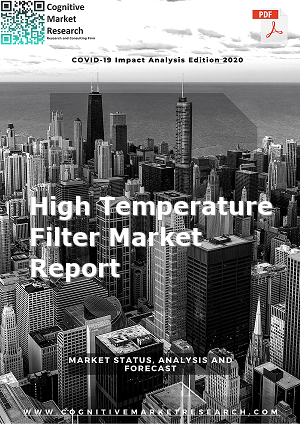 Global High Temperature Filter Market Report 2021