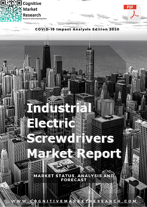 Global Industrial Electric Screwdrivers Market Report 2021