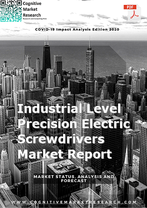 Global Industrial Level Precision Electric Screwdrivers Market Report 2021