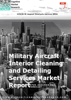 Global Military Aircraft Interior Cleaning and Detailing Services Market Report 2021
