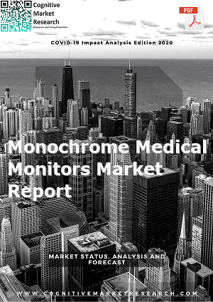 Global Monochrome Medical Monitors Market Report 2021