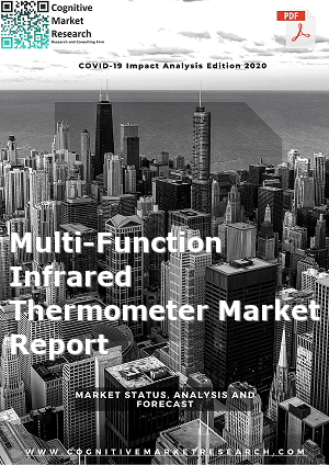 Global Multi Function Infrared Thermometer Market Report 2021