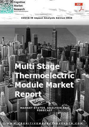 Global Multi Stage Thermoelectric Module Market Report 2021