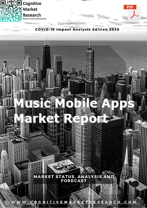 Global Music Mobile Apps Market Report 2021