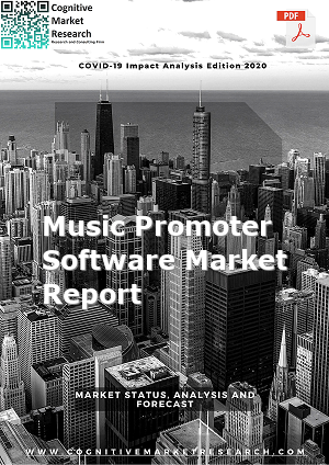 Global Music Promoter Software Market Report 2021