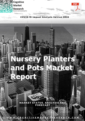 Global Nursery Planters and Pots Market Report 2021