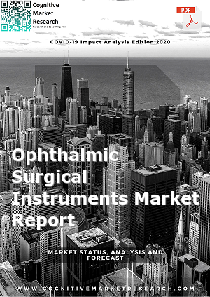 Global Ophthalmic Surgical Instruments Market Report 2021