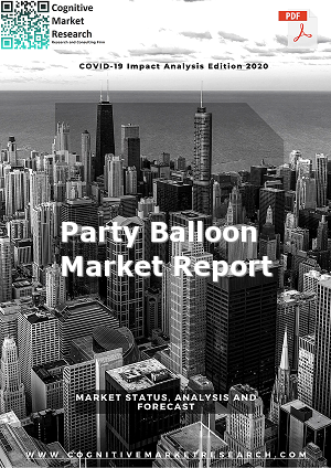 Global Party Balloon Market Report 2021