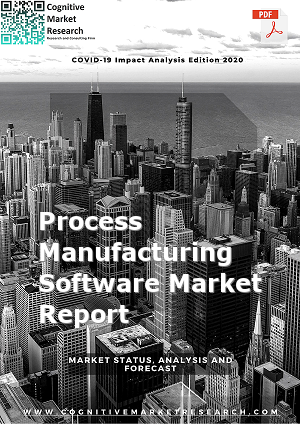 Global Process Manufacturing Software Market Report 2021