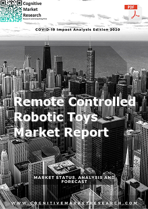 Global Remote Controlled Robotic Toys Market Report 2021