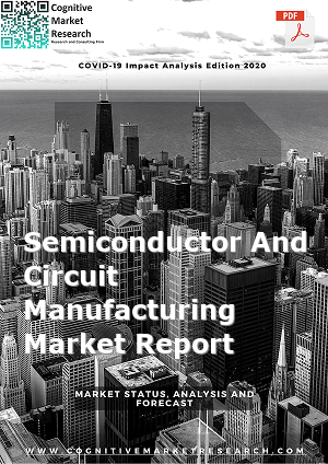 Global Semiconductor And Circuit Manufacturing Market Report 2021