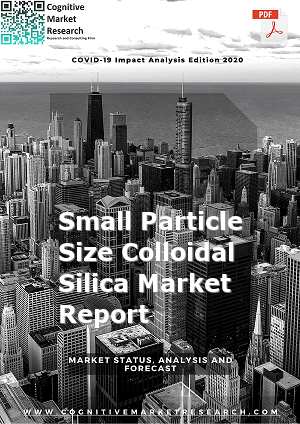 Global Small Particle Size Colloidal Silica Market Report 2021