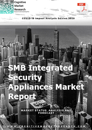 Global SMB Integrated Security Appliances Market Report 2021