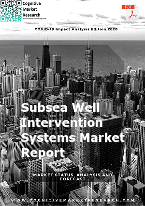 Global Subsea Well Intervention Systems Market Report 2021