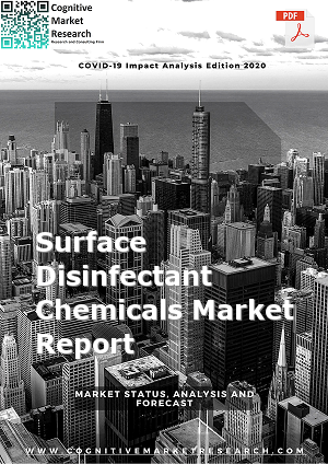 Global Surface Disinfectant Chemicals Market Report 2021