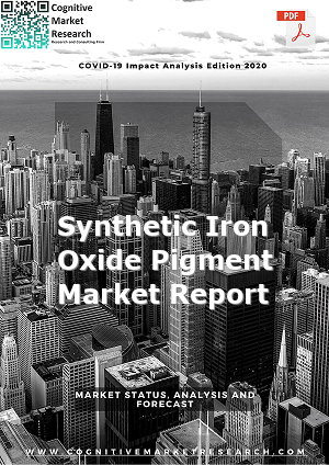 Global Synthetic Iron Oxide Pigment Market Report 2021