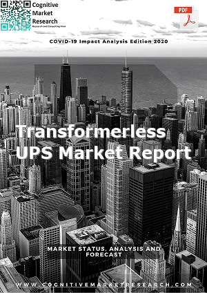 Global Transformerless UPS Market Report 2020