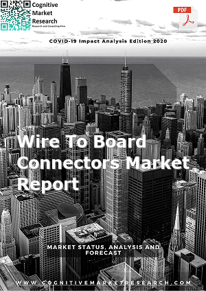Global Wire To Board Connectors Market Report 2021